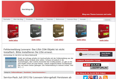lex-blog.de