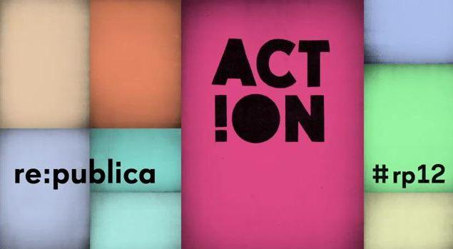 Bild re:publica 2012