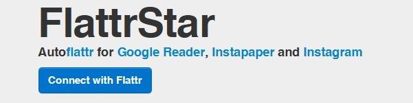 FlattrStar