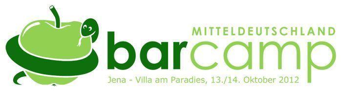 Logo 4. BarCamp Mitteldeutschland
