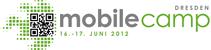 mobileCamp Dresden Logo
