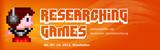 Researching Games Logo