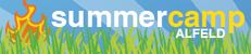 SummerCamp Alfeld Logo