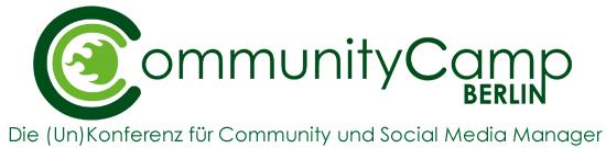 logo: CommunityCamp Berlin