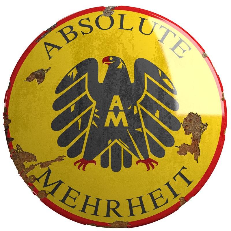 pic: Logo Absolute Mehrheit