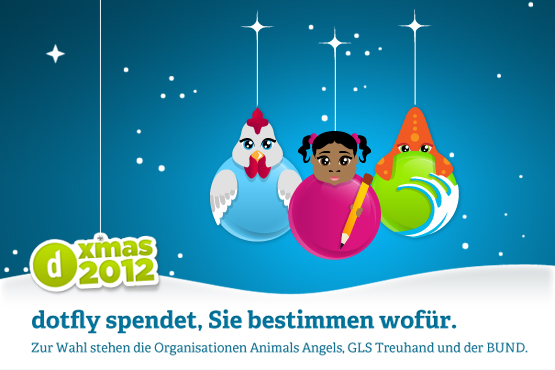 pic: Weihnachtsaktion dotfly