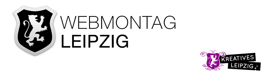 Logo Webmontag Leipzig