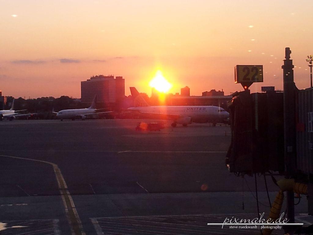 Flughafen New York Newark