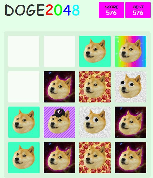 2048 Dogs