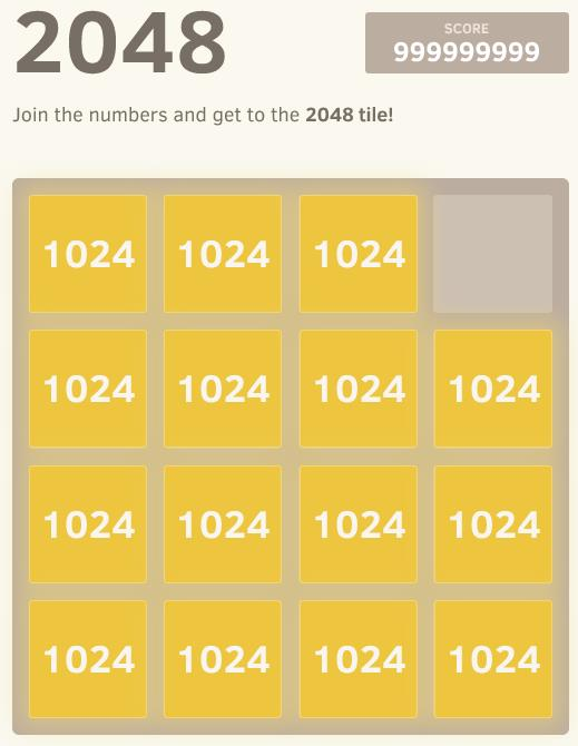 2048 final