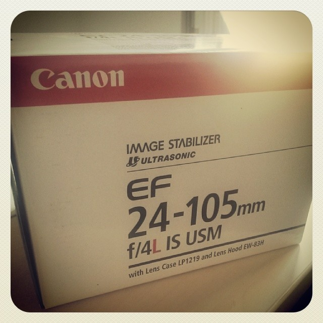 Canon EF 24-105 f/4 IS USM