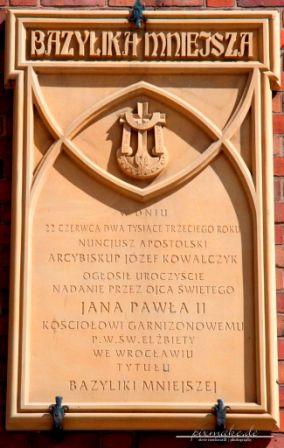 Breslau - St. Elisabeth Kirche