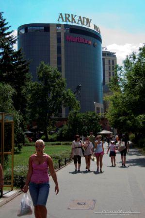 Breslau - Auf dem Weg durch die Stadt