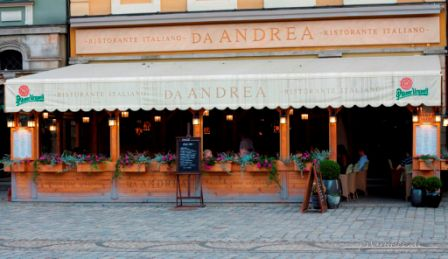 "Breslau - ""DA ANDREA"" Restaurant"