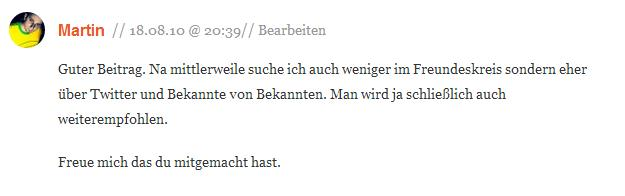 Kommentare Menschen vor der Kamera - wie bekommt man sie dorthin... auf pixmake.de