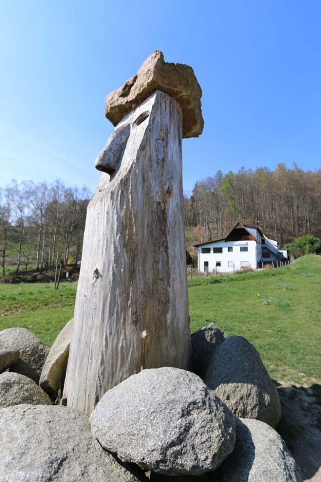 Nibelungensteig / Felsenmeer