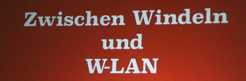 Zwischen Windeln und W-LAN #rp14
