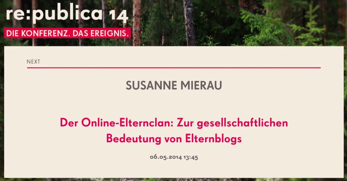 Online-Elternclan - Susanne Mierau #rp14