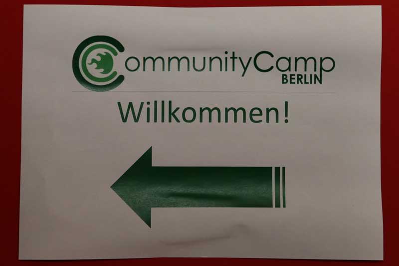 ccb14 - CommunityCamp Berlin