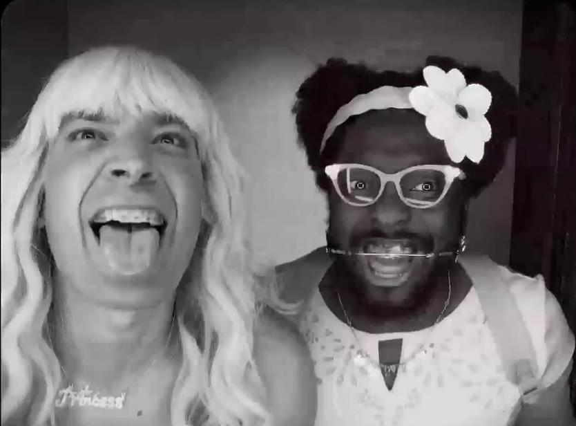 Jimmy Fallon & will.i.am - EW!  Music Video