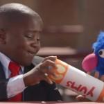 Kid President and Grover Pep Talk for Socktober