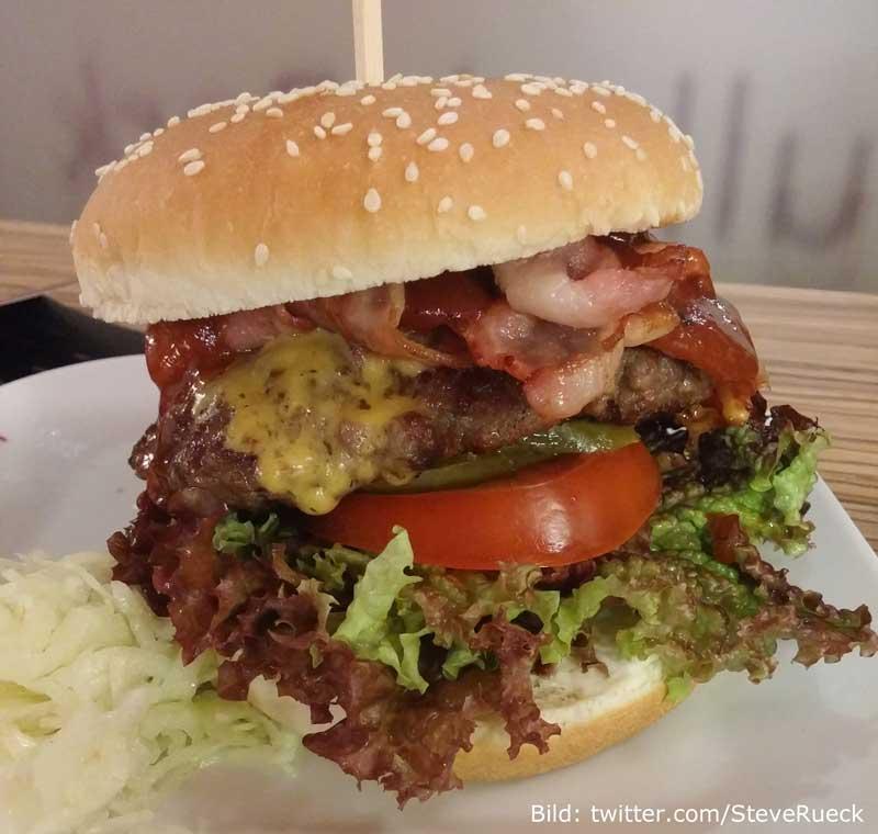 Diner No. 1 - Bacon Burger