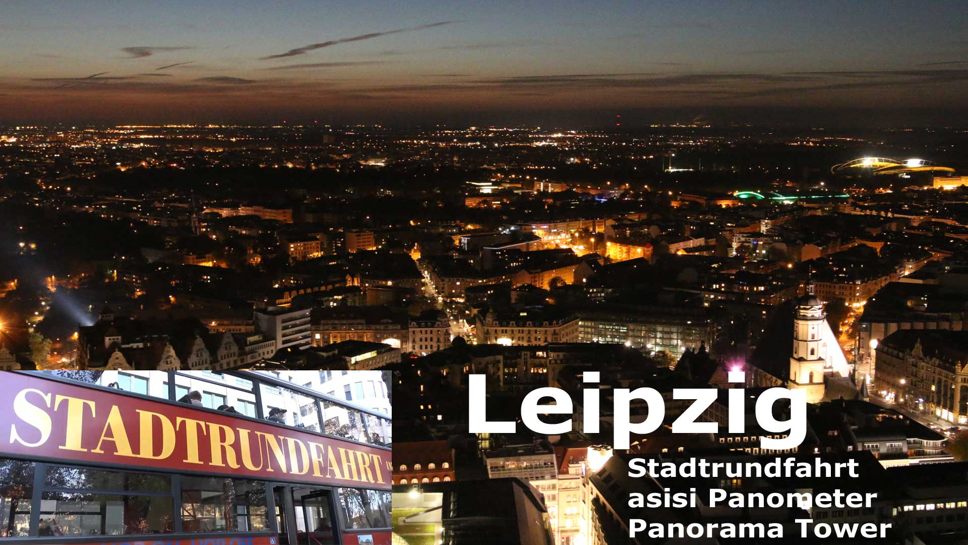 Stadtrundfahrt Leipzig Thumbnail