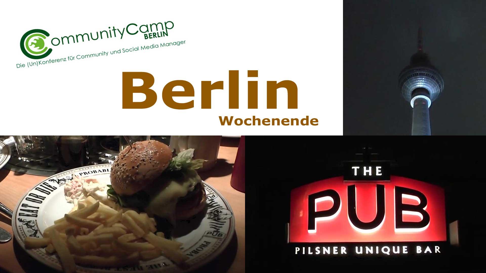 Wochenende in Berlin Thumbnail