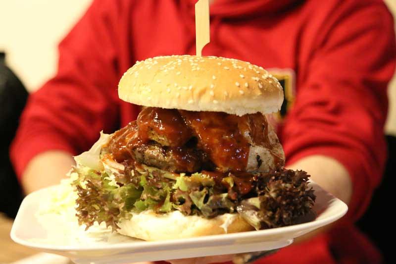 Diner No. 1 - Burger