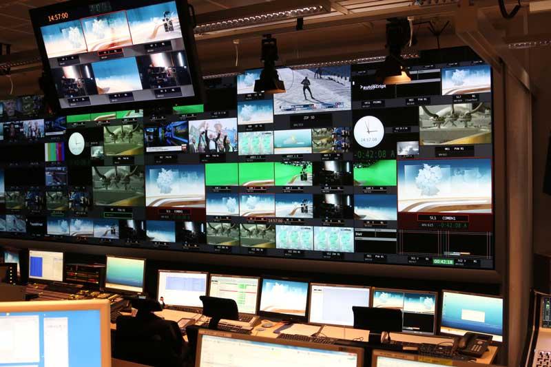 ZDF Regie-Zentrale