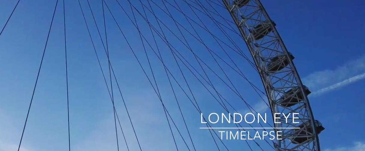 London Eye Timelapse