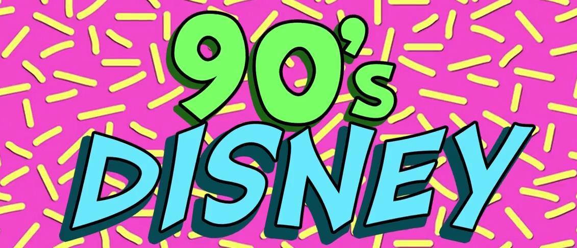 90s Disney R'n'B HipHop Mashup