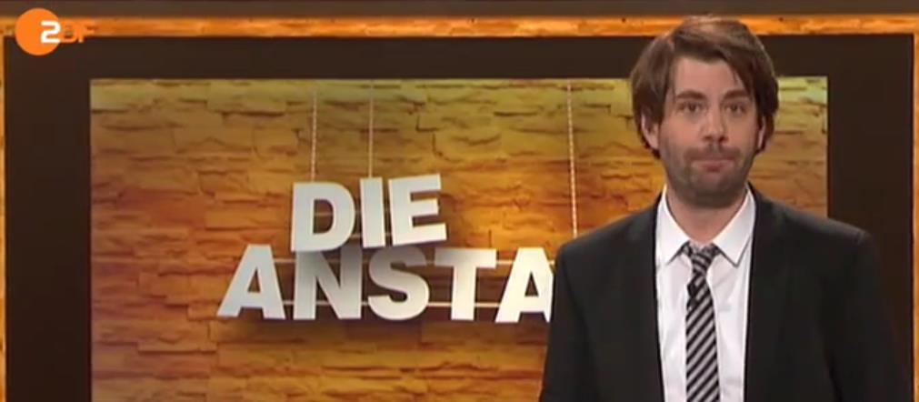 ZDF - Claus von Wagner - Geschlechterrollen