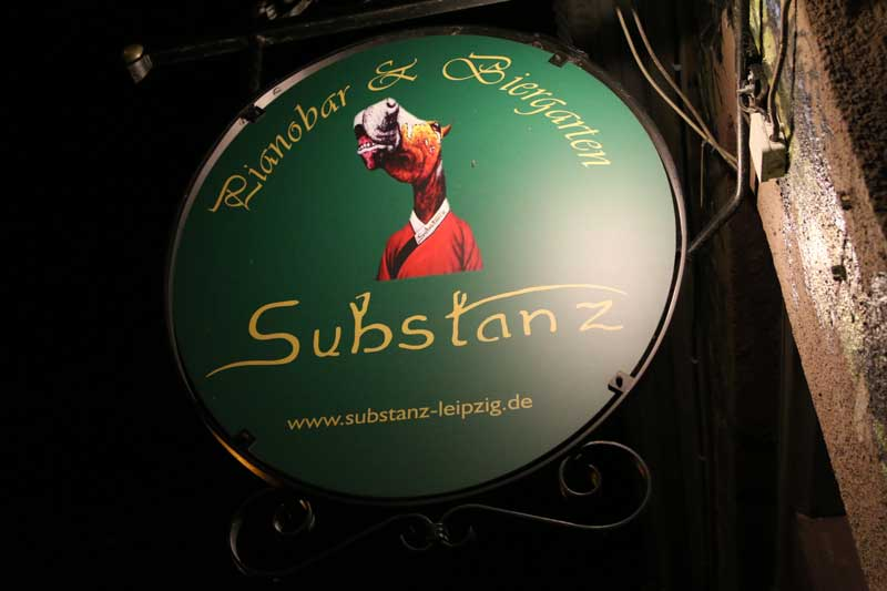 #BnBLeipzig4 - Substanz