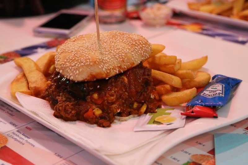 #BnBLeipzig5 - American Diner