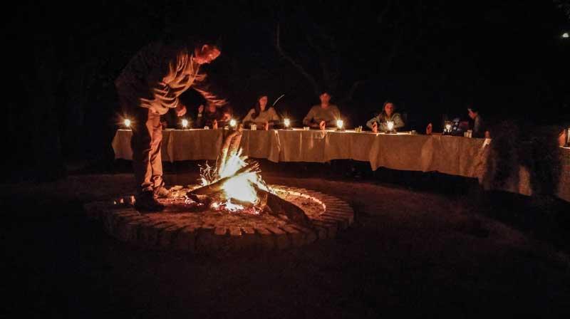 South Afrika - GomoGomo Game Lodge - vacation