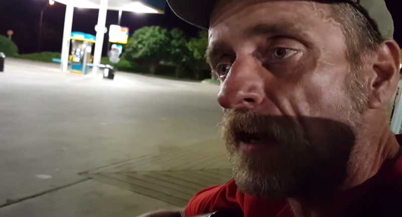 Obadiah homeless interview