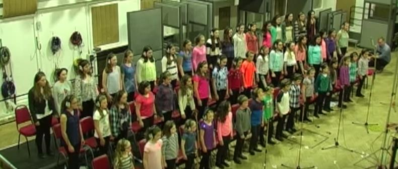 Chances - The Strokes cover by Capital Children's Choir