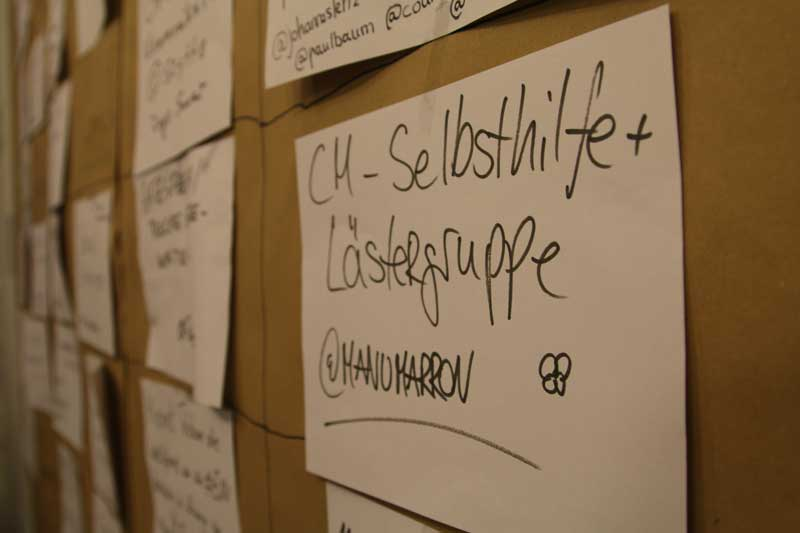 #ccb15 - Sessionplan
