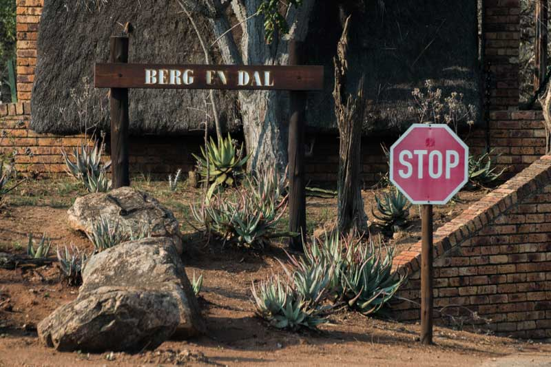 South Africa - Kruger National Park - Berg-en-Dal - vacation