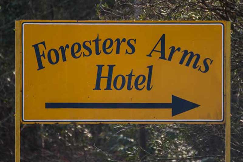South Africa - Swaziland - Foresters Arms