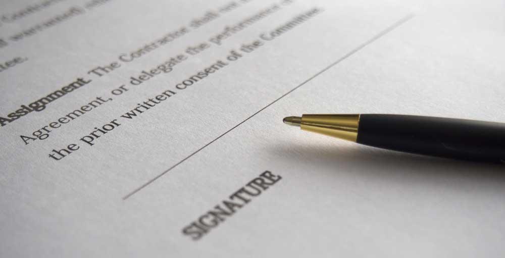 Signature / Pixabay - edar