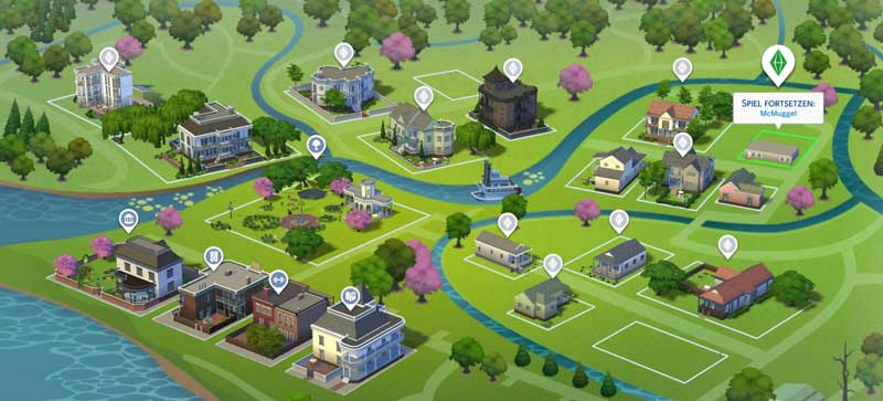 SIMS4 Gaming Experiment