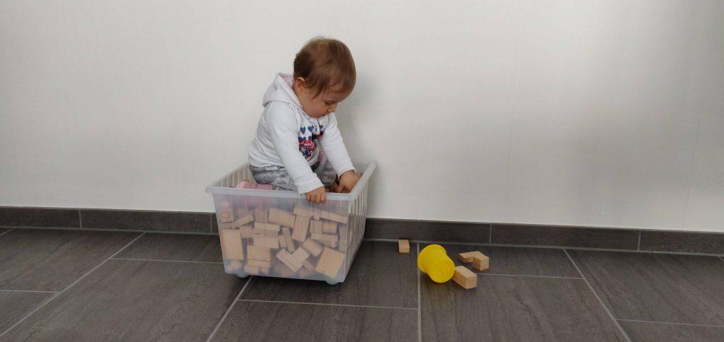 Baby K1 Kiste